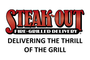 Fire Grilled Logo with Delivering the Thrill of the Grill