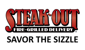 Fire Grilled logo with Savor the Sizzle