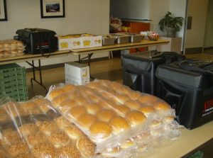 Build a Sandwich Buffet for Catering